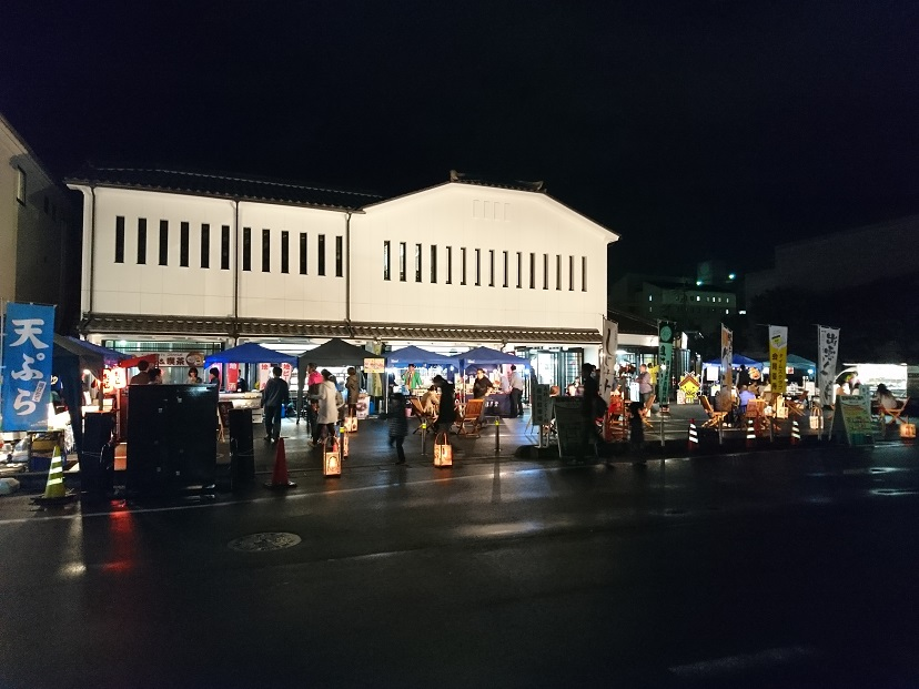 結いとうろ協賛イベント『島根の美味しいもの屋台』開催!
