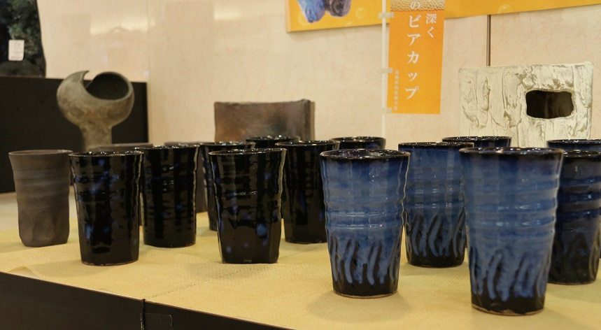 「石州亀山焼 作陶展」開催